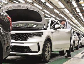 Od roku 2002 se celosvětově prodalo přes 3 miliony vozů Sorento
