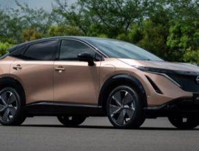 elektromobil Nissan Ariya