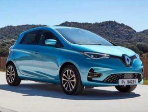 nový elektromobil Renault Zoe