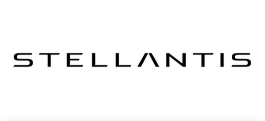 auto Stellantis logo výroba aut elektromobilita