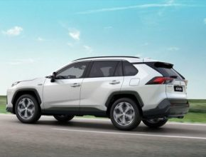 auto plug-in hybrid PHEV Suzuki Across