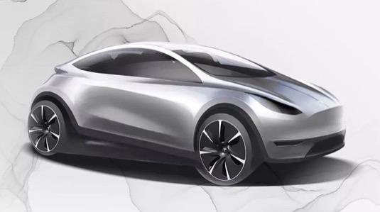 auto elektromobil Tesla