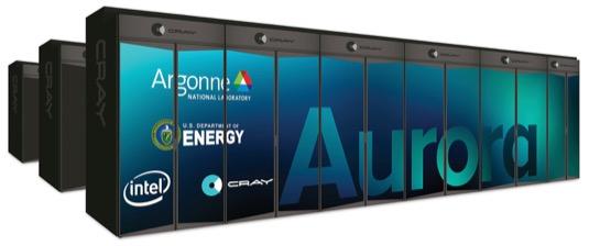 Aurora superpočítač
