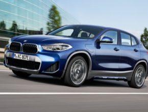 auto plug-in hybrid BMW X2 xDrive25e