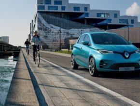 Renault představuje první 100 % elektromobilní město ve Francii.