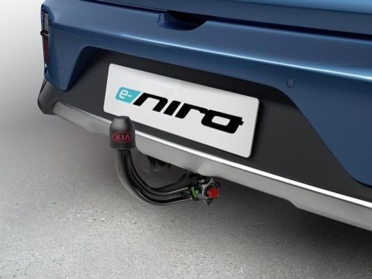 Kia e-Niro MY21 navazuje na modernizaci modelu uvedenou v lednu 2020