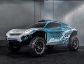 Světová premiéra koncepčního soutěžního vozu, který bude řídit ambasador značky CUPRA Mattias Ekström