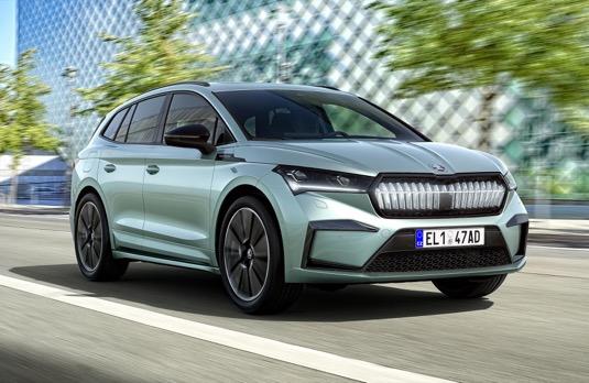 auto elektromobil Škoda Enyaq iV zahájení předprodeje cena