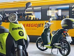 Škoda Auto DigiLab uzavřel partnerství s provozovatelem železniční a autobusové dopravy – společností RegioJet.