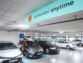 V rámci první fáze bude možné bezplatně parkovat v pražském obchodním centru Galerie Butovice.