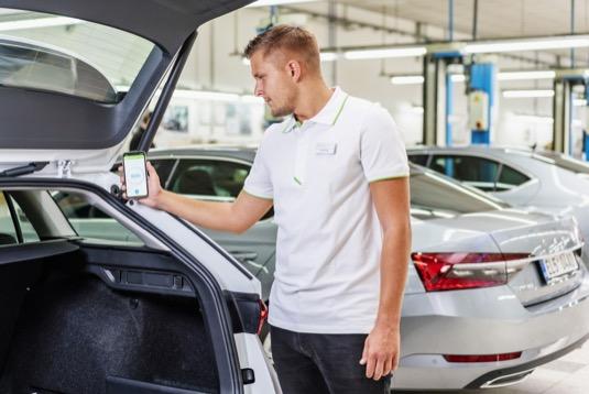 Škoda Auto využívá umělou inteligenci pro přesnější diagnostiku vozů