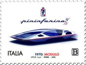 auto Ferrari Modulo