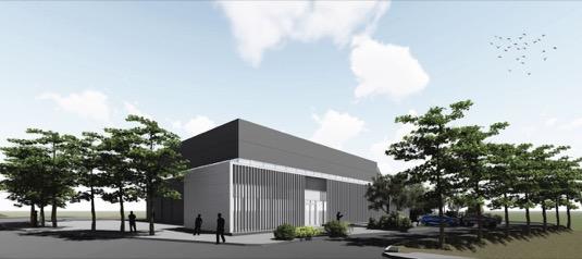 Nové zkušební centrum pro napájení elektrických pohonů si vyžádá investici více než 7 milionů eur. Komplex s výkonem 1,3 MW umožní na 1500 m2 testovat vozidla i jejich akumulátorové moduly a články.