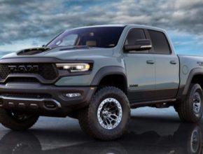 Ještě do roku 2010 se tyhle velké pick-up trucky prodávaly pod značkou Dodge Ram. Dnes je z nich prostě 'Ram'. Pátá generace se představila v roce 2018 na autosalonu v Detroitu. V letech 2010-2011 se vyráběla také plug-in hybridní verze Ram 1500 PHEV s 12,9kWh baterií a benzinovým motorem 5,7l V8.