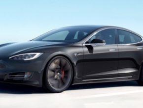 Elektromobil Tesla Model S