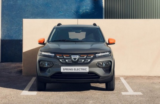elektromobil Dacia Spring Electric