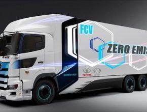Testy ověří reálnost používání palivových článků ke snížení emisí CO2 v logistice.