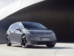 auto elektromobil Volkswagen ID.3 má pět hvězd v bezpečnostním testu Euro NCAP