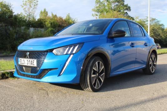 Elektromobil Peugeot e-208