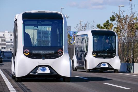 Woven City je prototypem města pro testování a vývoj technologií, jako je automatizovaná jízda, mobilita jako služba, osobní mobilita, robotika, inteligentní domy a umělá inteligence. Provoz e-Palette v tomto reálném prostředí, kde žijí lidé, poskytne řadu poznatků, díky nimž bude možné platformu komerčně nasadit.