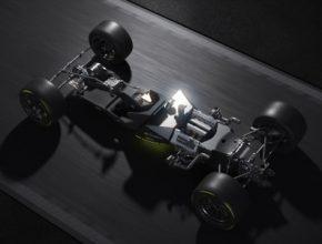 Týmy Peugeot Sport a Total využily své zkušenosti a know-how v oblasti hybridizace a automobilových závodů na nejvyšší úrovni k vývoji hybridního hnacího ústrojí (Peugeot Hybrid4 500KW), které splňuje nové předpisy WEC (World Endurance Championship).