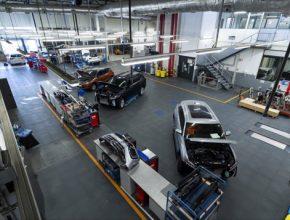V provozech, umístěných v technickém centru SEAT, testuje motory pro několik značek koncernu Volkswagen 200 zaměstnanců 24 hodin denně