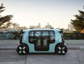 robotaxi zoox elektromobily auto