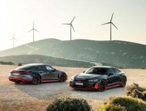 Závod Neckarsulm vyrobil první elektromobil Audi v Německu. Prodejci Audi začnou přijímat objednávky na jaře 2021.