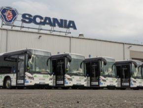 Osvědčený model Citywide LE je dlouhý 14,8 metrů, pojme 100 cestujících a je zde také místo pro invalidní vozík či kočárek. Vozidla značky Scania jsou v dopravní skupině 3ČSAD patřící společnosti Transdev velmi oblíbená. Ve vozovém parku jich má severomoravský dopravce už více než 40.