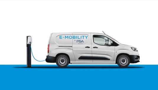 PSA připravuje elektromobily Peugeot e-Partner, Citroën ë-Berlingo van, Opel Combo-e a Vauxhall Combo-e