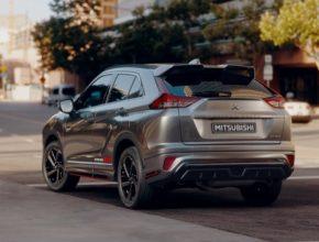Nový přepracovaný model Eclipse Cross bude druhým plug-in hybridním zástupcem v modelové nabídce Mitsubishi.