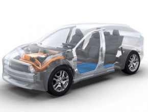 Nové SUV bude postaveno na chystané platformě e-TNGA.