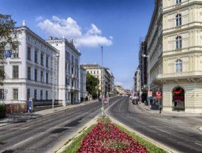 Za výrazné zlepšení kvality ovzduší ve Vídni může prý pandemie i rozvoj elektromobility a podpora městské hromadné dopravy.