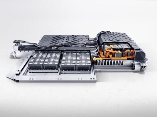 Baterie elektromobilu Mercedes-Benz EQA