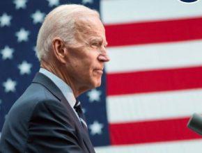 Joe Biden 46. americký prezident