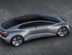 auto elektromobil Audi
