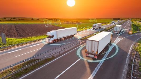 Integrovaná řešení v kamionech
