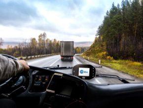 Palubní jednotky kamionů
