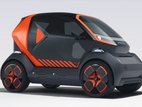 Mobilize představuje prototyp EZ-1, vozidlo určené pro sdílenou městskou mobilitu.