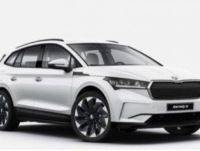 elektromobil Škoda Enyaq iV