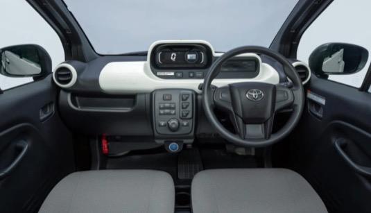 Elektromobil Toyota C+pod