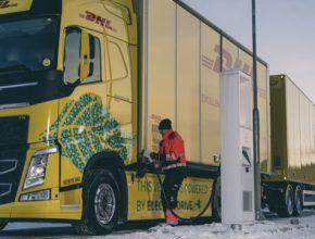 DHL Freight, jeden z předních poskytovatelů dálkové nákladní přepravy v Evropě, a společnost Volvo Trucks uzavřela partnerství, aby urychlily zavádění elektrických nákladních vozidel určených pro regionální přepravu v Evropě.