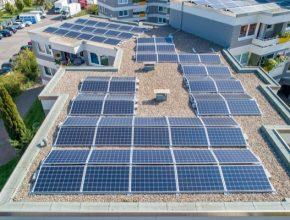 solární elektrárna fotovoltaika solar
