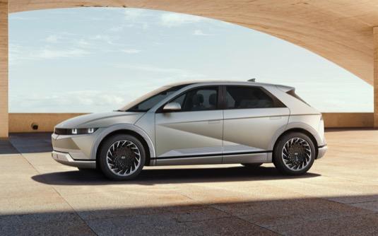 Hyundai Ioniq 5a