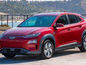 auto elektromobil Hyundai Kona EV