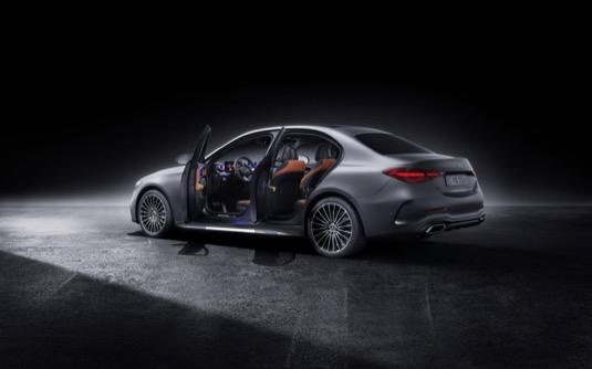 Nový Mercedes-Benz třídy C