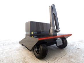 Nimbee je první služba mobilního rychlého dobíjení pro elektromobily, služba která jezdí za vámi.