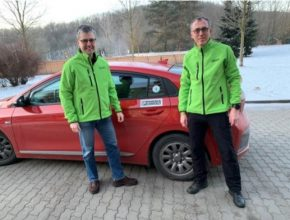 auto elektromobil Hyundai Ioniq EV
