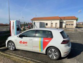 Na jižní Moravě se jedná již o šestnáctou dobíječku v síti E.ON Drive. Z toho je sedm stanic partnerských.