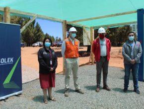 Solární park El Conquistador o výkonu 2,99 MW, který se rozkládá na ploše 6,51 ha, je třetí z celkového počtu 6 plánovaných fotovoltaických projektů v regionu Ñuble severně od města Quirihue.
